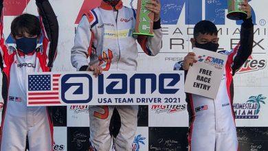 Photo of Kart – Enzo Vidmontiene é campeão nos EUA e garante vaga para Mundial em Le Mans em 2021