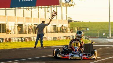 Photo of Kart – Gabriel Gomez finaliza preparação para o Brasileiro de Kart, com título na categoria OK Jr.