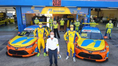 Photo of Stock Car – Thiago Camilo e Cesar Ramos seguem na Ipiranga Racing de Andreas Mattheis