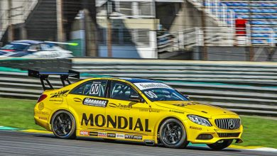 Photo of MB challenge – Khayam Ghazzaoui estreia com pódio no Mercedes-Benz Challenge