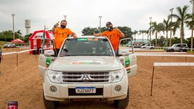 Photo of Rally – GS Racing vence prova da Mitsubishi Motorsports pela terceira vez em 2020