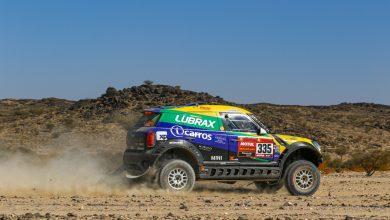 Photo of Rally – Guiga Spinelli e Youssef Haddad superam 2 furos de pneus e seguem na disputa do Dakar