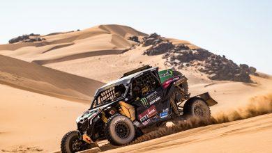 Photo of Rally – Brasileiros fazem conserto relâmpago no meio do Dakar