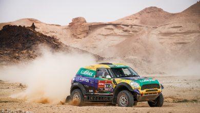 Photo of Rally – Após dia mais difícil do Dakar, Guiga Spinelli e Youssef Haddad entram no top-15 entre os carros