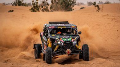 Photo of Rally – Brasileiros chegam em sexto em dia de vitória da realeza no Dakar
