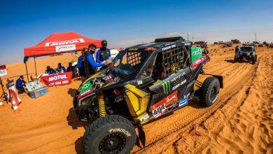 """Photo of Rally – Dakar: Varela termina o dia """"com dor no pé direito de tanto forçar o acelerador"""""""