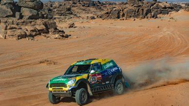 Photo of Rally – Após completar a desafiadora etapa maratona, Guiga e Youssef focam na fase final do Dakar