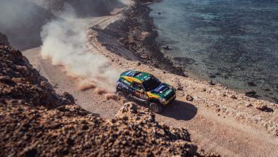 Photo of Rally – Em etapa à beira do Mar Vermelho, Guiga e Youssef se destacam e voltam ao top-15 geral do Dakar