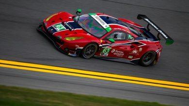 Photo of Endurance – As 24Horas de Daytona mesmo com a Ferrari de Marcos Gomes nao terminando sendo o mais rapido em pista na sua categoria
