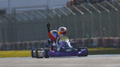 Photo of Kart – Rafael Câmara reina na pista de Adria e abre o WSK Super Masters Series com vitória