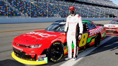 Photo of Nascar – Miguel Paludo é sétimo em Daytona em seu retorno à NASCAR depois de largar em 35º