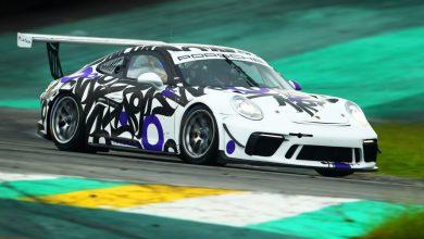 Photo of Porsche Cup – Georgios Frangulis aproveita pré-temporada para acelerar adaptação ao Porsche da Carrera Cup