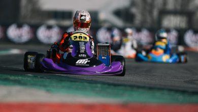 Photo of Kart – Rafa Câmara é segundo em Sarno e amplia vantagem na liderança do WSK Super Masters Series