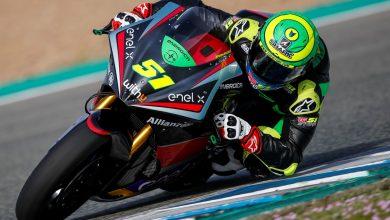 Photo of Moto E – Eric Granado acelera forte nos testes da Moto-E