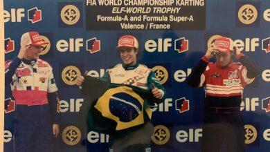Photo of Kart – Campeão Mundial de Kart FIA em 1995, Gastão Fráguas Filho será representante do Brasil na CODASUR
