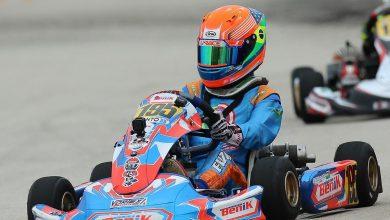 Photo of Kart – De olho em decisão do Florida Winter Tour, Enzo Vidmontiene disputa etapa do USPKS em Ocala