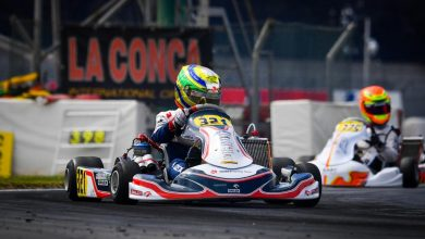 Photo of Kart – Miguel Costa é segundo na pré-final do WSK em La Conca e fecha etapa no top-5