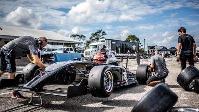 Photo of Vr-Racing – Enzo Fittipaldi conquista pole e pódio em estreia nas corridas virtuais da Indy