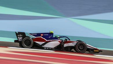 Photo of F2 – Calor e alto desgaste de pneus prejudica desempenho de Samaia no Bahrein