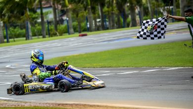 Photo of Kart – Estreante na Novatos, Rogério Grotta vence a etapa de abertura da Copa SPR Light de Kart