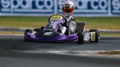 Photo of Kart – Campeão de novo: Rafa Câmara conquista o WSK Super Masters Series