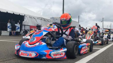 Photo of Kart – Enzo Vidmontiene é campeão de rodada dupla do SKUSA Pro Tour em Nova Orleans