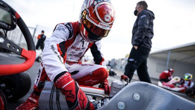 Photo of Kart – Quebra de motor tira chances de pódio para Matheus Morgatto em etapa do WSK Super Master Series