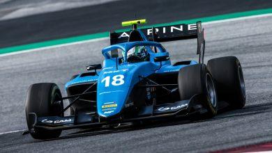 Photo of F3 – FIA F-3: Caio Collet quebra recorde da pista e lidera testes no Red Bull Ring