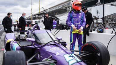 Photo of Indy Car – Pietro Fittipaldi estreia no oval de Indianápolis na preparação da Indy-500