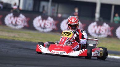 Photo of Kart – Matheus Morgatto acredita em novas conquistas na Europa e projeta volta de vitórias no WSK em Lonato