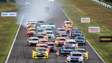 Photo of Stock Car – Com a estreia de novo formato com ritmo alucinante e muitas ultrapassagens
