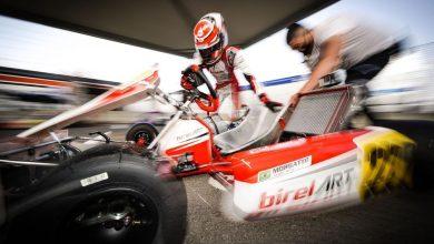 Photo of Kart – Matheus Morgatto mostra bom ritmo de prova em semana de recuperação no WSK Super Master Series
