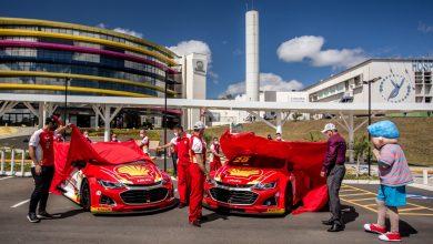 Photo of Stock Car – Equipe Shell V-Power firma parceria com Hospital Erastinho em Curitiba