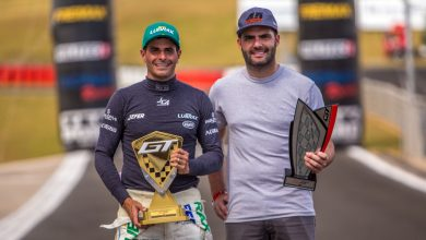 Photo of Sprint Race – Léo Torres e Julio Campos lideram campeonato na abertura da GT Sprint Race 2021