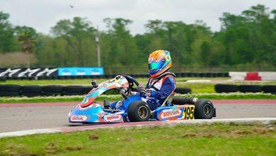 Photo of Kart – Enzo Vidmontiene vence 2 provas em Indiana e assume liderança de campeonato norte-americano de kart