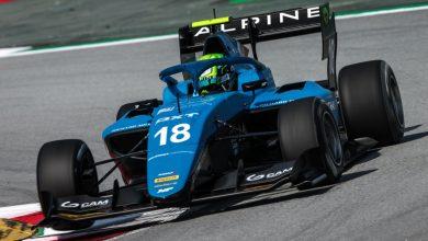 Photo of FIA F-3: Caio Collet larga em terceiro na corrida 1 em Barcelona neste sábado