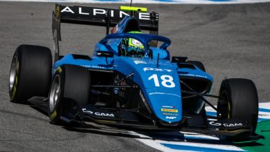 Photo of F3 – FIA F-3: Caio Collet completa mais de 160 voltas e encerra testes em Jerez com sexto melhor tempo