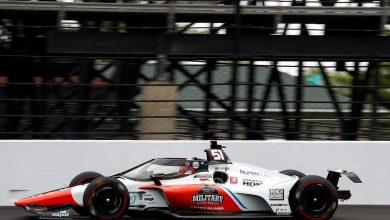 Photo of Indy Car – Confira o novo carro de Pietro Fittipaldi para a Indy-500, grid será definido neste final de semana