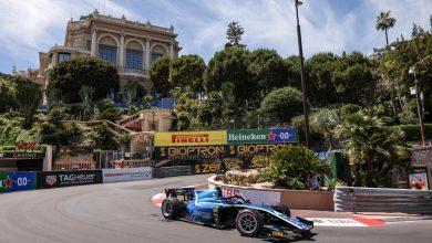 Photo of F2 – Felipe Drugovich larga em 2º na primeira prova da Fórmula 2 em Mônaco