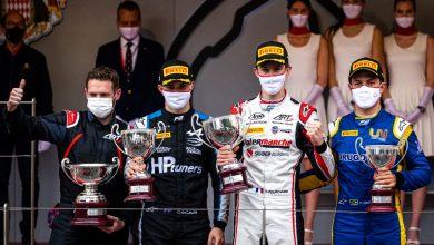 Photo of F2 – Terceiro na Feature Race, Felipe Drugovich foi ao pódio da Fórmula 2 pela segunda vez em Mônaco