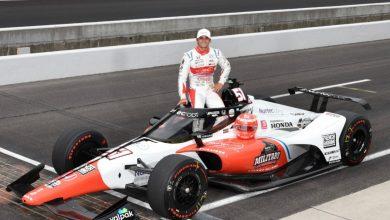 Photo of IndyCar – Pietro Fittipaldi fatura prêmio de 'Estreante Mais Rápido do Ano' em classificatório da Indy-500