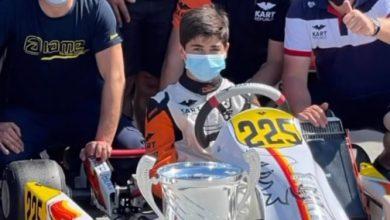 Photo of Kart –  Matheus Ferreira é campeão da etapa francesa do Europeu de Kart