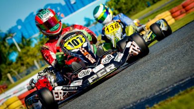Photo of Kart – KART Com recorde da pista, Bruno Grigatti fatura a pole do GP Brasil F4