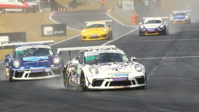 Photo of Porsche – Georgios Frangulis exalta pódio no sábado em seu final de semana de estreia na Porsche Carrera Cup