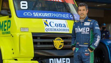 Photo of Truck – Rodrigo Pimenta satisfeito com  primeiros treinos na Copa Truck