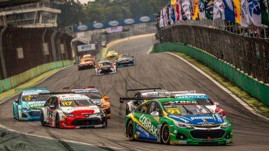 Photo of Stock Car – Lubrax   Podium Stock Car Team escala o pelotão e chega ao top-10 com Massa