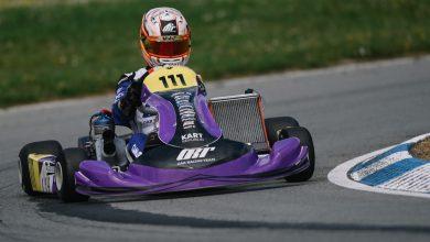 Photo of Kart – Rafa Câmara é segundo na etapa francesa do Europeu de Kart e mantém a liderança do campeonato