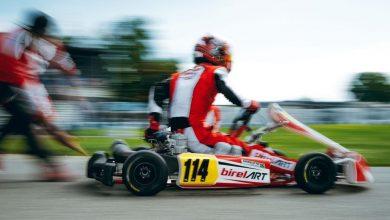 Photo of Kart – Matheus Morgatto dá show de ultrapassagens em Final do Europeu de Kart na França