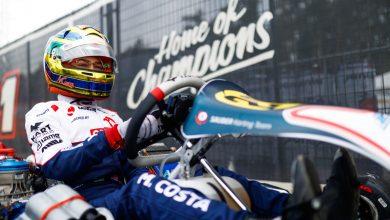 Photo of Kart – Miguel Costa é destaque com 13 ultrapassagens na Final na etapa em Adria