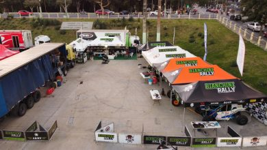 Photo of Rally – Bianchini Rally finaliza Rally RN1500 com três pódios